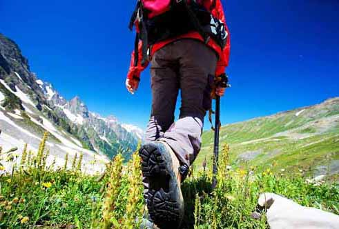 Trekking, Excursionismo, Hiking y Senderismo